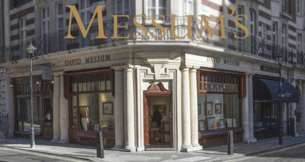 Messum's St. James's, 12 Bury Street, London SW1Y 6AB
