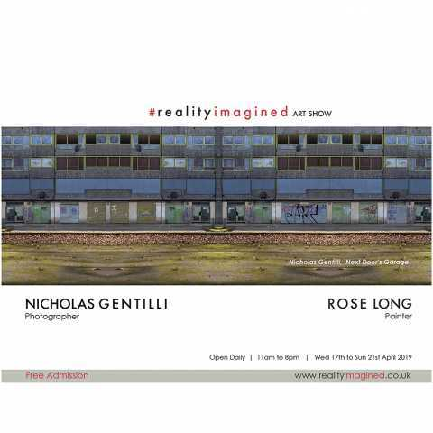 exhibition by Rose Long and Nicholas Gentilli at gallery@oxo