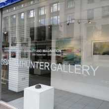 Graham Hunter Gallery 81 Baker Street London W1U 6RQ