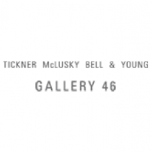 Logo for Gallery 46 - Tickner McLusky Bell and Young
