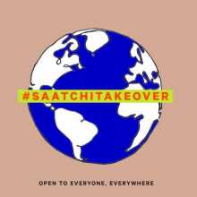 #SaatchiTakeover. Open Now: For Everyone, Everywhere.