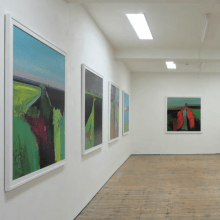 Installation View, Bermondsey Project Space