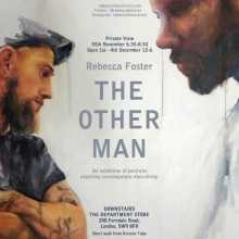 The Other Man. An exhibition of portraits exploring contemporary masculinity.